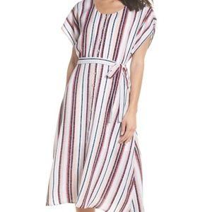 Charles Henry Stripe Dress